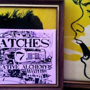 Zine Set #002: MATCHES - Creative Alchemy Series (#2, #7, #10) and Mish Mash (#5)