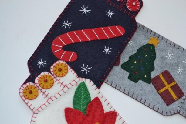 Coffee Coaster, Handmade Mug Rug, Penny Rugs.holiday decor, teacher gift  PICK and 3