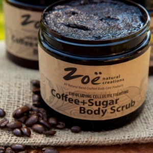 Coffee+Sugar Exfoliating Body Scrub