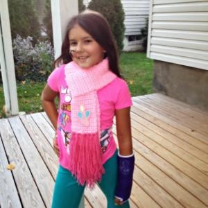 My Little Pony Friendship is Magic -- Mane Six Cutie Mark Scarves