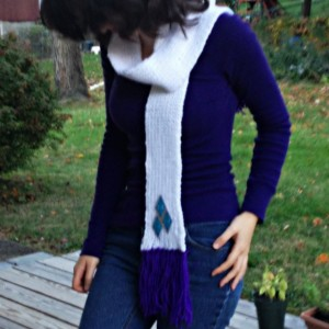 My Little Pony Friendship is Magic -- Mane Six Cutie Mark Scarves