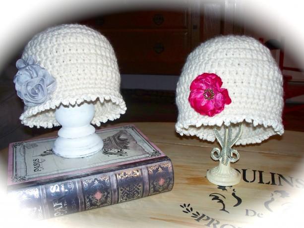 cloche hat, crochet cloche hat, white cloche hat, womens cloche hat, womens hat