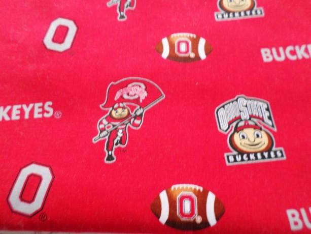 OHIO STATE, Draft Stopper, Door Snake,  Draft Blocker, Breeze Blocker, Window Draft Dodger Excluder Ohio State Buckeyes