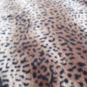 Fleece Blanket Single Layer Cheetah Pattern FREE SHIPPING