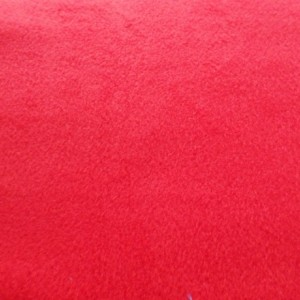 Fleece No Sew Hand Tied Doube Sided Robot and Red Blanket