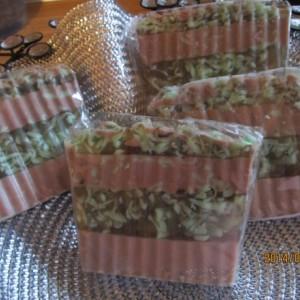 Zucchini Bread Scented Soap