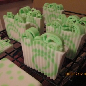 """~Gucci """" Envy Me"""" Inspired Soap/Gucci/Envy Me/Women's Soaps/Woman's Birthday/Woman's Anniversary"""
