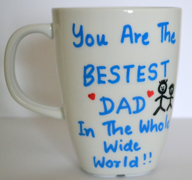 valentine's day gifts for dad - world's best dad coffee mug - gif, Ideas