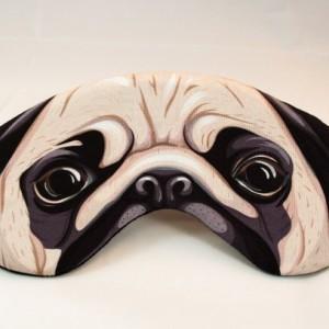 Pug Sleep Mask