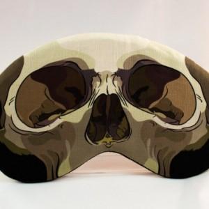 Sleep Forever Skull Sleep Mask