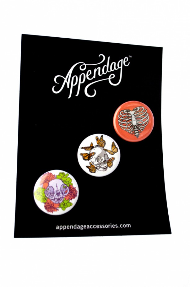 Button Pack -free shipping