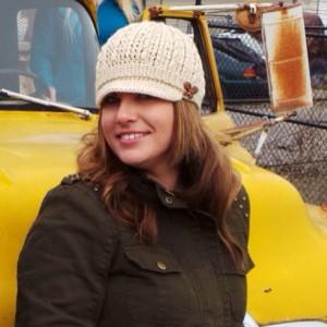 Bone Hollywood Hat