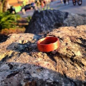 Curupixa, Central America, Bentwood Ring