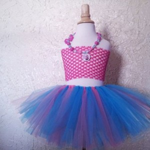 Ballerina tutu kids, blue pink tutu, baby girl tutu,  infant tutu, toddler tutu, newborn tutu, kids tutu, tutu skirt, girls dance tutu