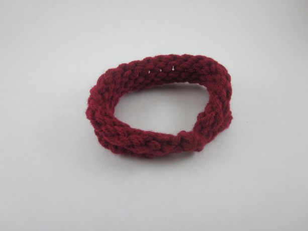 Knitted Baby Headband