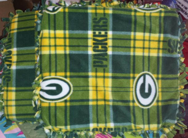 Green Bay Packers Seat Cushions