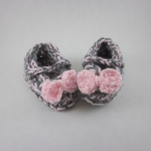 Knitted Ballet Slippers