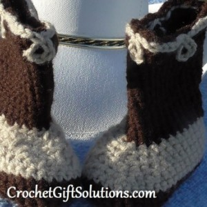 Cowboy Baby Booties, Western Baby Booties, Baby Cowboy Booties, Baby Western Booties, Crocheted Baby Booties, Crocheted Boots