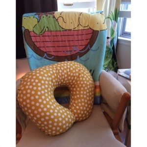 Customized Nursing Pillow Cover