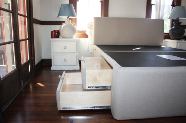 Isabella Plaform Storage Bed