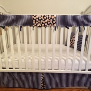 Customized Crib Bedding