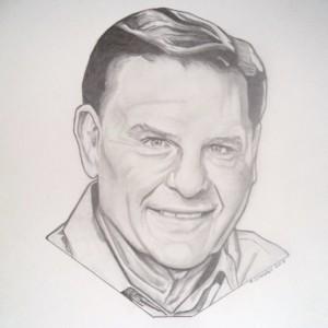 Original Kenneth Copeland drawing
