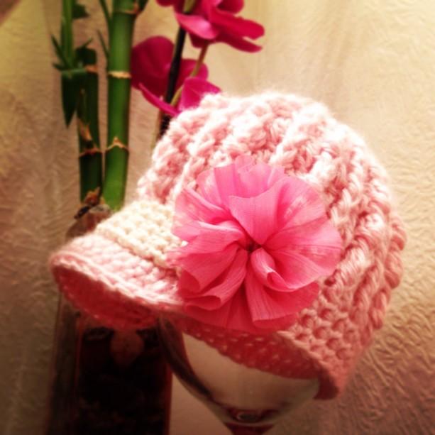 Newborn Hollywood Hat