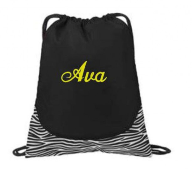 Drawstring Backpack | aftcra
