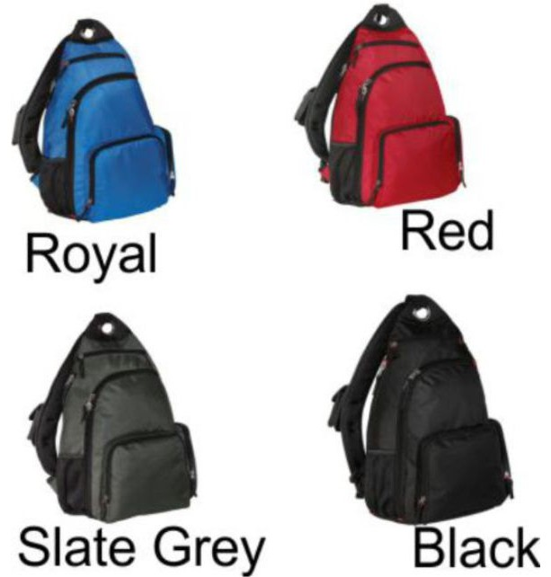 Sling Backpack, School Book Bag, Backpack, Messenger Bag | aftcra