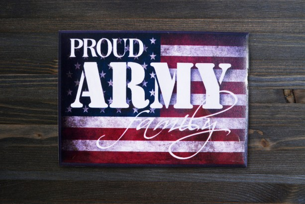 Magent, Fridge Magnet, Proud Army Family Magnet