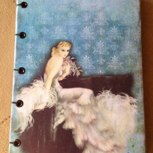 Deco Ladies Journal/Photo Album/Book
