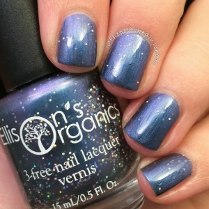All of Time and Space - Doctor Who Collection Nail Lacquer - VEGAN 3-free Nail Polish for the Dr. Who fan