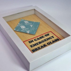 In Case of Emergency Break Glass - Condom Gift - Sex Lover Gift, Gift for Him, Gag Gift, Gift for Husband, Men, Gift for Boyfriend Valentine