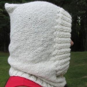 Alpaca Hood