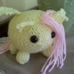 Chibi My Little Pony Plush