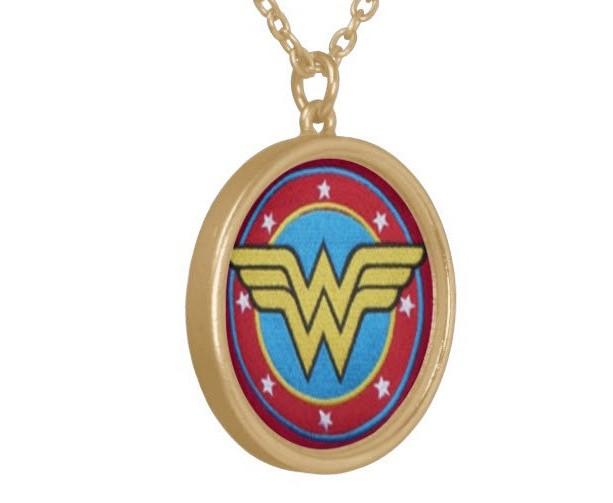 Wonder woman pendant hand drawn superhero necklace aftcra superhero necklace wonder woman pendant hand drawn superhero necklace aloadofball Gallery