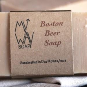 Boston Beer Soap - Natural Soap, Handmade Soap, Men's Soap, Vegan Soap, Mens Gift Set, Men's Skincare