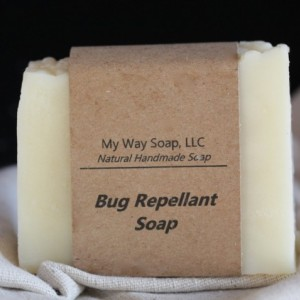 Bug Repellant Soap - Handmade Soap, All Natural Soap, Vegan Soap, Soap Wholesale, Organic Soap