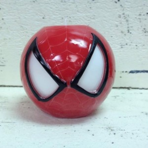 Spiderman - Spiderman Collector - Spiderman Fan - Spiderman Gift - Spiderman Candle - Comics - TV Character - Unscented Candle - Gift