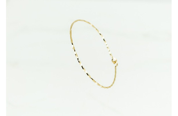 bangles cut bracelet gold textured diamond flexible ladies new yellow arrivals shop bangle