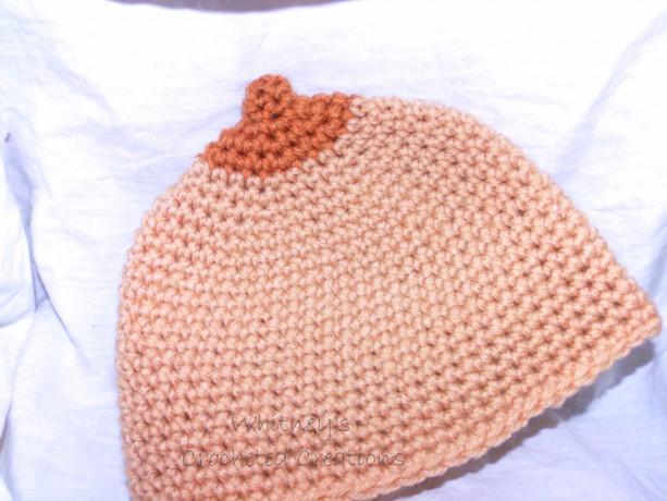 Crochet Breastfeeding Boob Hat Breastfeeding Awareness Breast