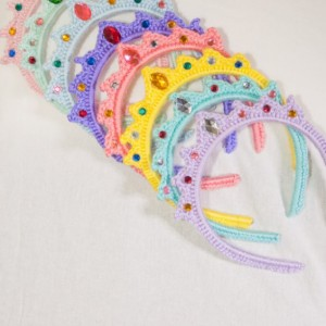 Princess Tiara Headbands Party Package - 10 Tiaras Package Priced with a 10% Discount!