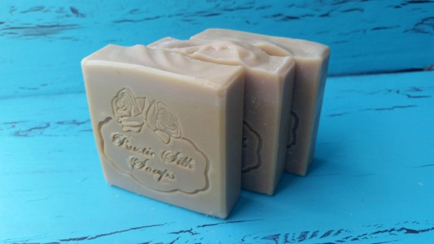 All Natural Soap with Buttermilk and Raw Honey