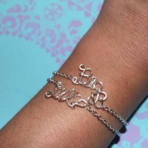Little Sorority Bracelet