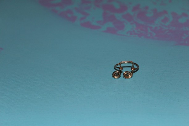 Music Note Ring, Gold Music Note Ring, Silver Music Note Ring