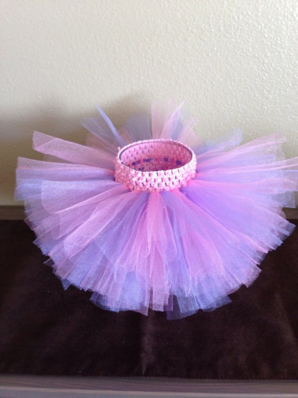 Pink and purple tutu baby tutu birthday tutu toddler tutu 1st birthday
