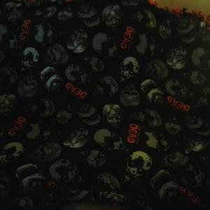 The Walking Dead Fleece Tie 2 Yard Blanket