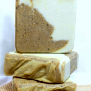 Palm Marble Essence Spa Detox Handmade Artisan Soap Pureed Avocado Sea Kelp Dead Sea Clay