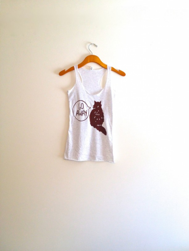 racerback brown and white cat tank top, cat shirt, cat tee, funny cat shirt, yoga clothes, gift for cat lover, hipster shirt, crazy cat lady