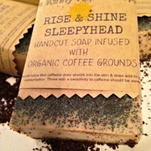 organic, coffee bean soap, Aromatherapy soap, Coffee Lovers, glycerin soap, coffee soap, coffee grounds, designer soap, hand cut soap,